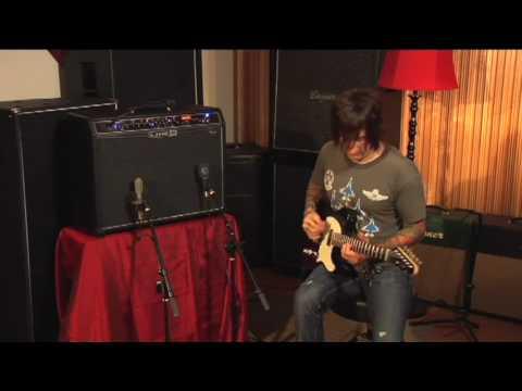 Richard Fortus demos Spider Valve MkII Pt. 1 | Line 6