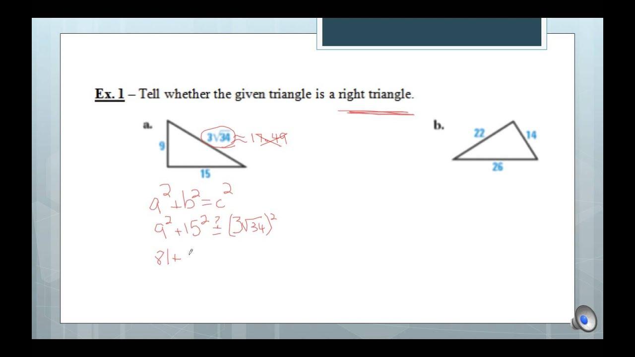 Geometry Target 1 3 Video