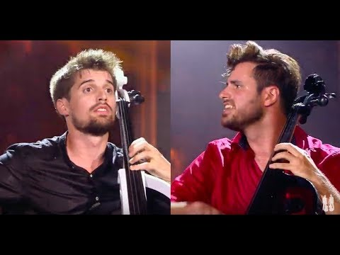 2CELLOS - They Don&39;t Care About Us