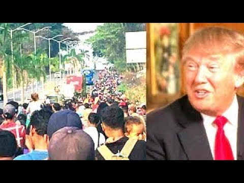 STUNNING VICTORY: Right After Trump Calls Out Caravans, Mexico Does The Unthinkable