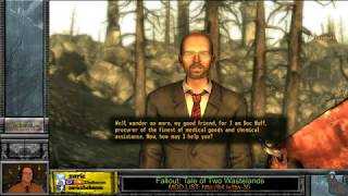 Vaultborn #1 | Fallout: Tale of Two  Wastelands (Fallout 3 + New Vegas)