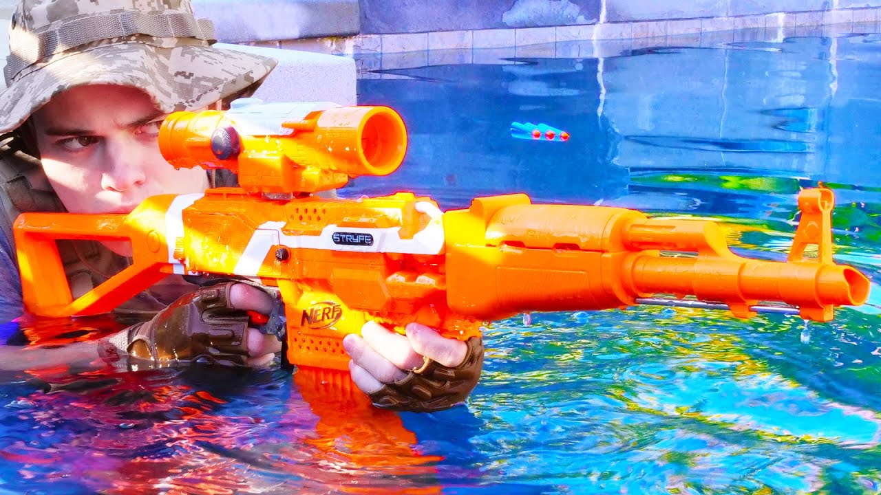 Nerf War: 9 Million Subscribers