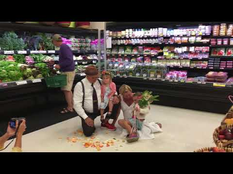 Civil Ceremony at the Co-op