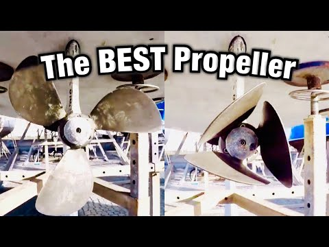 [All About] Boat Propellers And Prop Walk | Sailing Wisdom