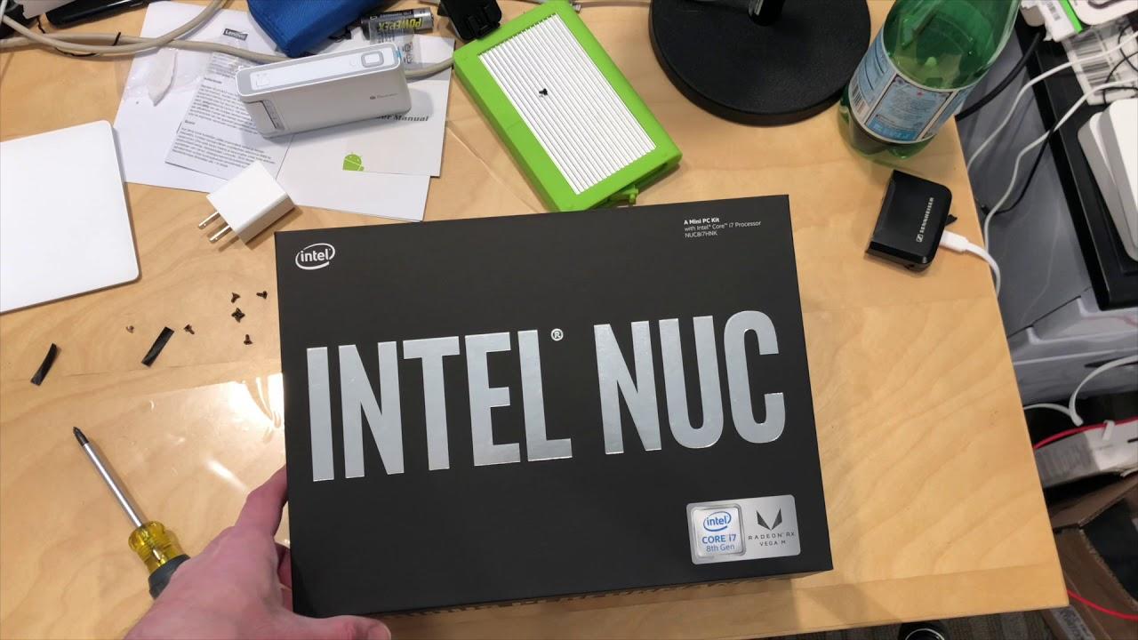 WTS] Mini PC: ASUS VivoMini / ROG | INTEL NUC