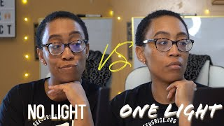 Lighting Your Video with a Ring Light   #Lighting