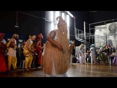OBALUAÊ- Espetáculo de dança dos Orixás TPST Embu das Artes