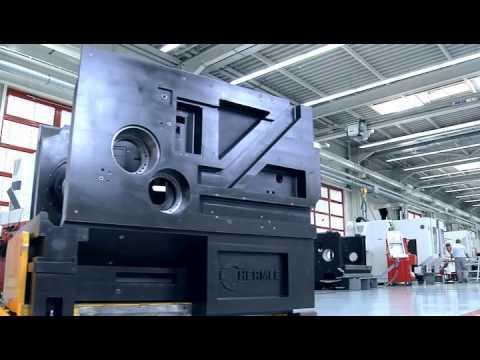 Die besten CNC Fräsmaschinen der Welt: Von Hermle