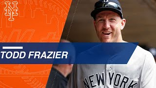 New Met Todd Frazier dazzles with bat and glove