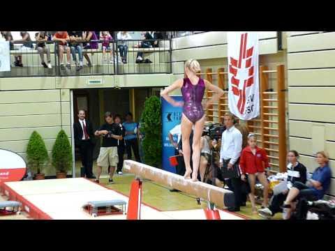 2009 Swiss Nationals Jennifer Senn BB EF