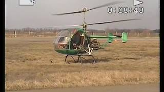 Самодельный вертолёт соосной схемы из Беларуси(Вертолет изготовлен и собран в домашних условиях за один год и десять месяцев., 2016-12-08T11:13:33.000Z)