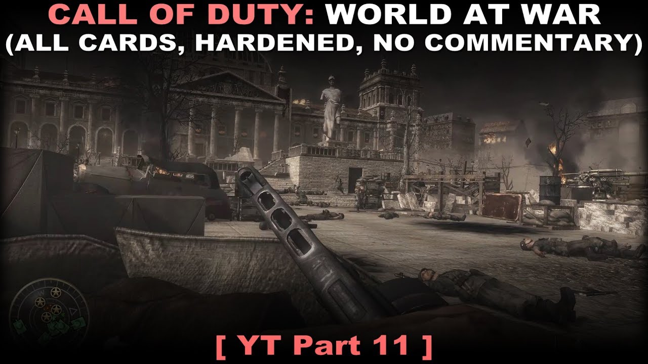 Call Of Duty World At War Walk Through