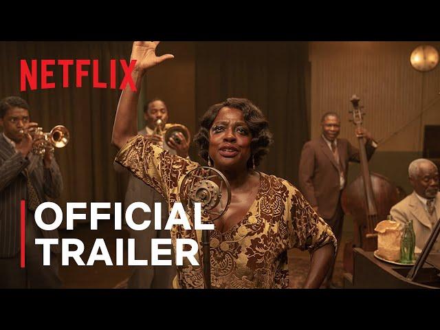 Ma Rainey's Black Bottom   Official Trailer   Netflix