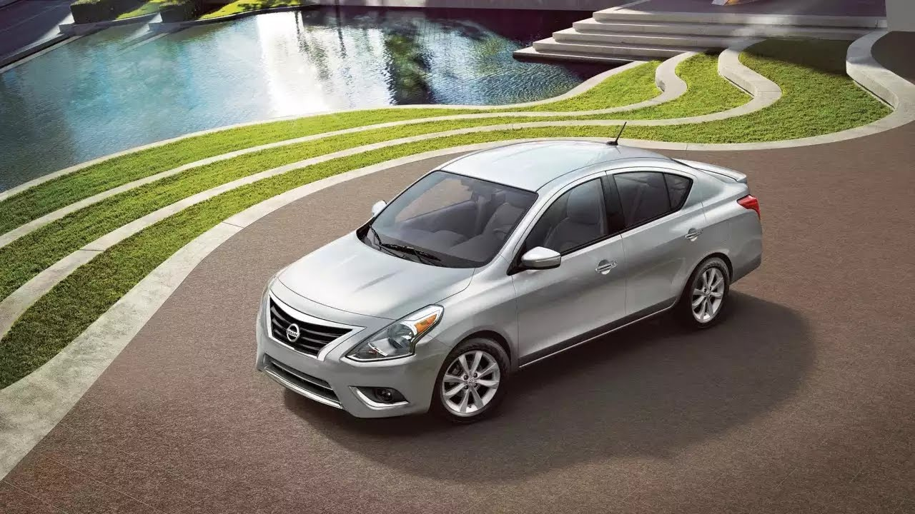 nissan versa 2017 car review youtube. Black Bedroom Furniture Sets. Home Design Ideas