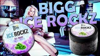 BIGG ICE ROCKZ ICE GRAPE im Test | NIKOTINFREIE STEINE ZUM DAMPFEN - Alternative zum Shisha Tabak?