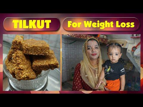 tilkut-recipe-|-sesame-seeds-for-weight-loss-|-weight-loss-recipe