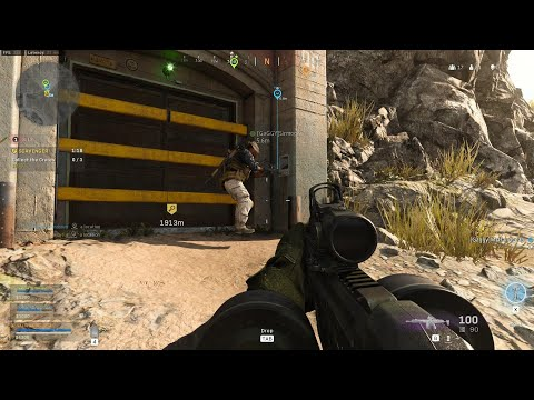 Call Of Duty Warzone S Mysterious Bunkers Have Been Unlocked Revealing Even More Secrets Polygon