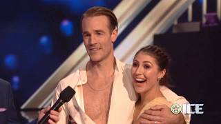 DWTS 28 - James Van Der Beek & Emma Judge's Scores | LIVE 11-4-19