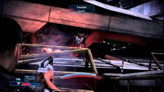 Mass Effect 3 Demo Walkthrough | Xbox 360 Gameplay | Part 2