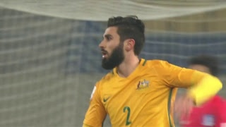 Korea Republic vs Australia (AFC U23 Championship: Group Stage)