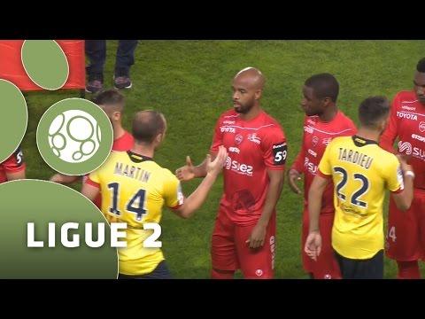 FC Sochaux-Montbéliard - Valenciennes FC (1-0)  - Résumé - (FCSM - VAFC) / 2015-16