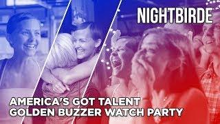 Nightbirde - America's Got Talent Golden Buzzer Watch Party