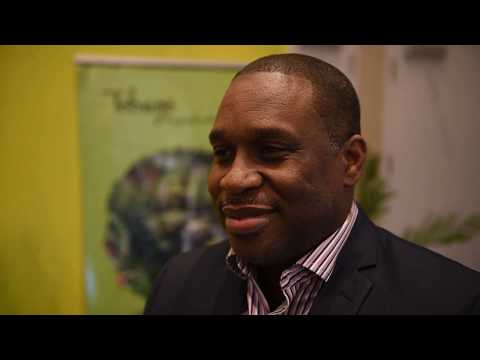 Louis Lewis, chief executive, Tobago Tourism Agency