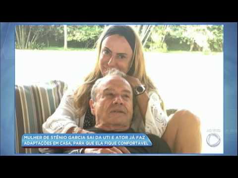 Hora da Venenosa: mulher de Stênio Garcia sai da UTI e ator faz adaptações em casa para recebê-la