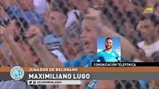 MAximiliano Lugo y su futuro
