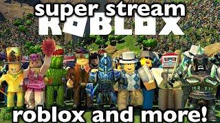 400 subs = 400 push ups. roblox super stream