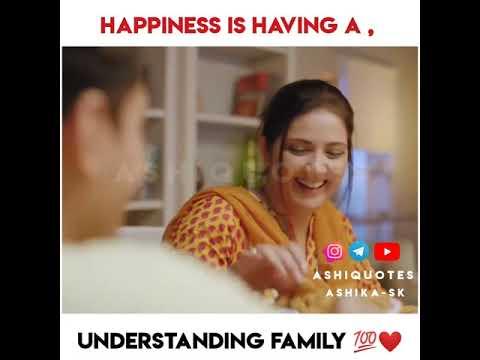 Girls WhatsAppstatus | Family WhatsAppstatus | Family Day | Amma Appa | Ashi Quotes