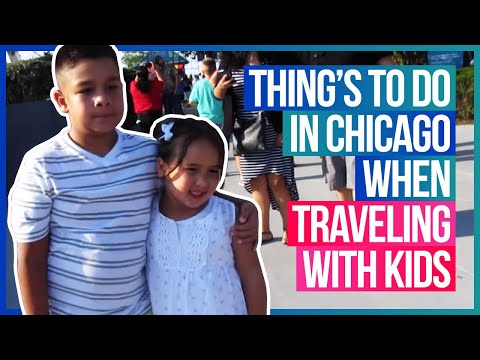 Thing's to Do in Chicago When Traveling with Kids