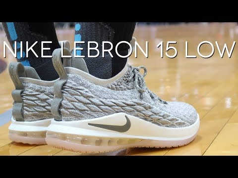 9dafed93059 LeBron James Wears 1 Black Shoe