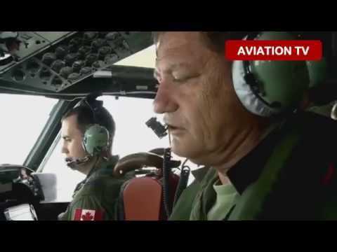 RAAF AP-3C Orion's International Crew Committed to Search Task