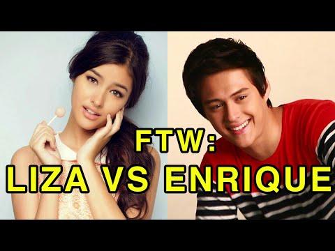 For The Win: Liza Soberano vs Enrique Gil