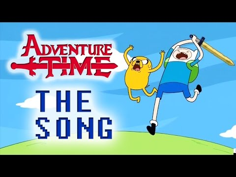 Adventure Time: The Song (Theme Cover)