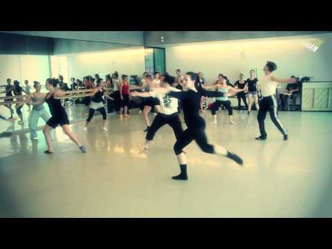 Dance Summer School 2011 at Trinity Laban in London