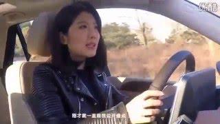 初晓敏:奔驰 Mercedes-Benz 2016 GLE 美女试驾评测