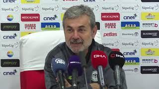Kasımpaşa 1-4 Konyaspor | Aykut Kocaman'ın maç sonu açıklamaları