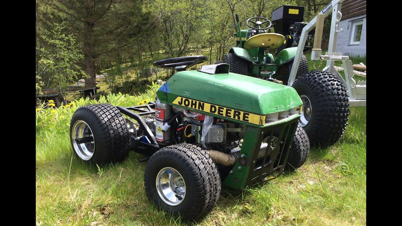 John Deere Push Rods : John deere racing lawn mowers pixshark images