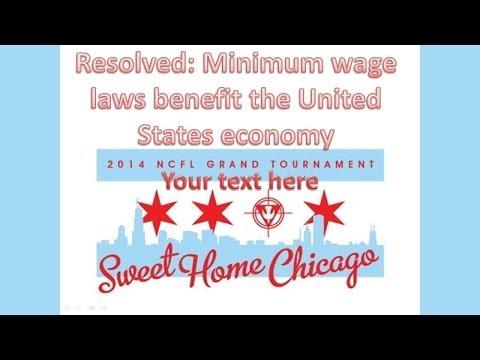 NCFL 2014 Minimum Wage Analysis