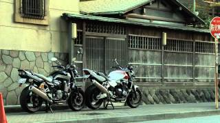 HONDA CB1300SF vs YAMAHA XJR1300 - EPILOGUE - バイクインプレ