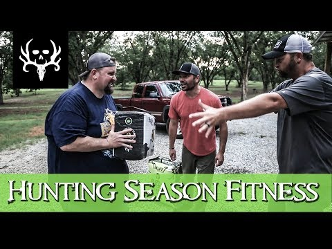 Hunting Season Workout For Bow Hunters | Bone Collector Fitness Routine