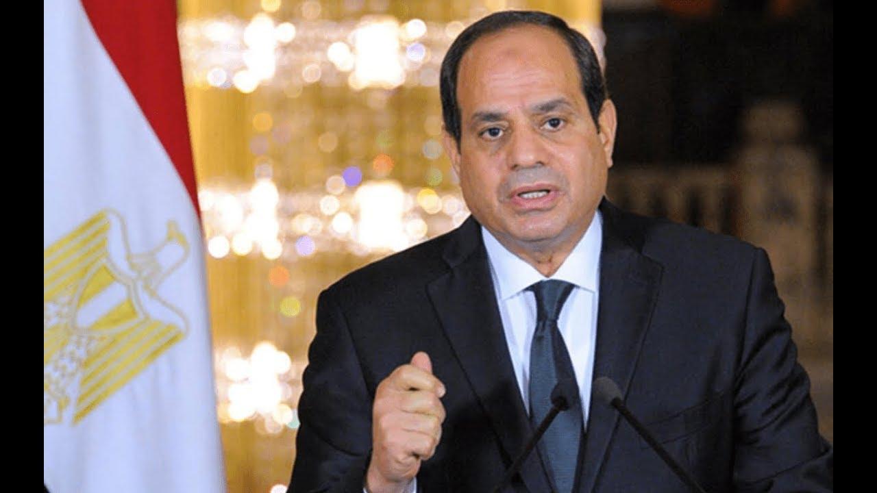 الوطن المصرية:السيسي يفاجئ الجميع ويرد على شائعات السوشيال ميديا