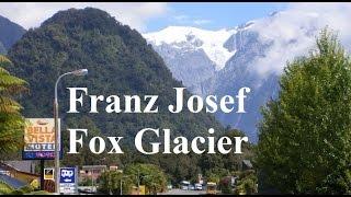 New Zealand-Arthurs Pass to Fox Glacier  Part 7