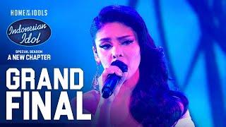 RIMAR - WAKTU & PERHATIAN (Andmesh Kamaleng) - GRAND FINAL - Indonesian Idol 2021