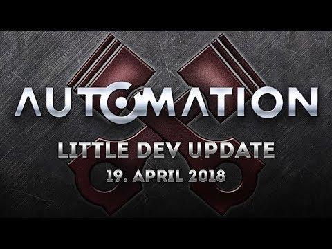 Little Dev Update: 19. April 2018