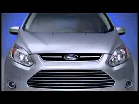 Ford C-MAX Energi And C-MAX Hybrid