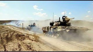 """CƏBHƏDƏN CANLI: """"Düşmənin daha 2 tankı məhv edilib"""" -Müdafiə Nazirliyi"""