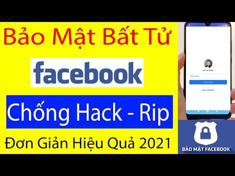 4 Bước Để Bảo Mật Facebook Không Bao Giờ Bị Hack Các Bạn Cần Làm Ngay | Cách Bảo Mật Facebook